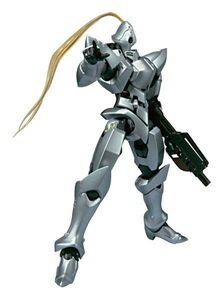 Giocattolo Action figure Robot Spirits. Full Metal Panic Codarl R096 Bandai Tamashii