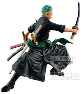 Action Figure One Piece-Roronoa Zoro Spec.Col.