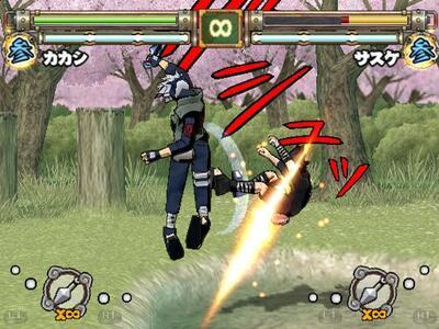 Naruto. Ultimate Ninja 2 - 5
