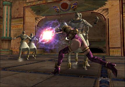 Soulcalibur Legends - 5