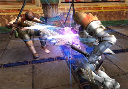 Soulcalibur Legends - 8