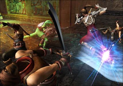 Soulcalibur Legends - 9