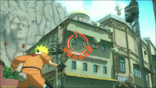 Videogioco Naruto Ultimate Ninja Storm PlayStation3 6