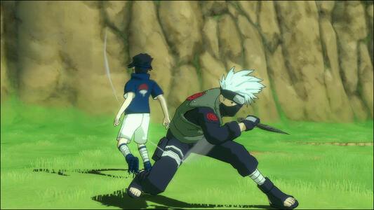 Naruto Ultimate Ninja Storm - 10