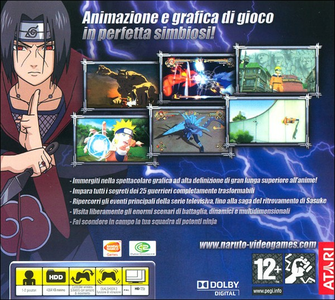 Videogioco Naruto Ultimate Ninja Storm PlayStation3 10