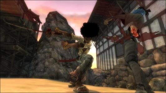 Afro Samurai - 7