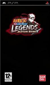 Videogioco Naruto Shippuden: Legends: Akatsuki Rising Sony PSP 0