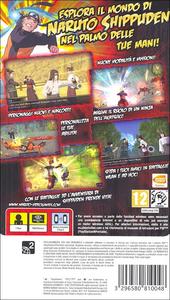 Videogioco Naruto Shippuden: Legends: Akatsuki Rising Sony PSP 10