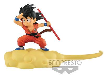 Figure DragonBall Goku Nuvola Speedy