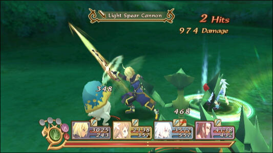 Tales of Symphonia. Dawn of the New World - 2