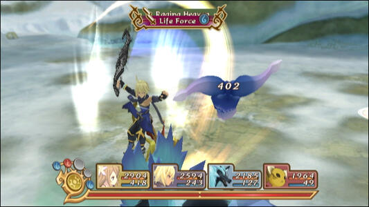 Tales of Symphonia. Dawn of the New World - 3