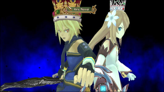 Tales of Symphonia. Dawn of the New World - 5