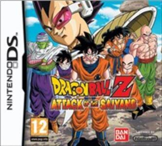 Dragon Ball Z. Attack of the Saiyans