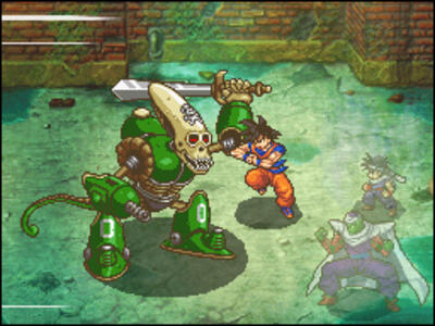 Dragon Ball Z. Attack of the Saiyans - 3