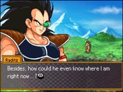 Dragon Ball Z. Attack of the Saiyans - 8