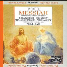 Messia Hwv 56 - CD Audio di Georg Friedrich Händel