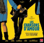 Cover CD Colonna sonora Les chansons d'amour