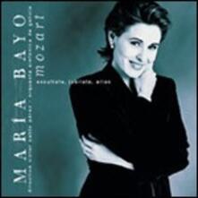 Exsultate, Jubilate - Arie - CD Audio di Wolfgang Amadeus Mozart,Maria Bayo