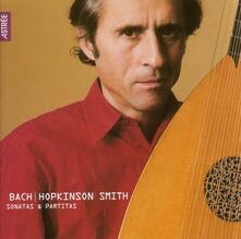 Sonate e Partite BWV1001-BWV1006 - CD Audio di Johann Sebastian Bach,Smith Hopkinson