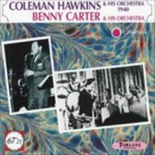 Coleman Hawkins e Benny Carter - CD Audio di Coleman Hawkins,Benny Carter