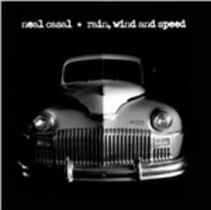 Rain, Wind & Speed - Vinile LP di Neal Casal