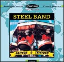 Antigua/Trinidad. Steel Band - CD Audio
