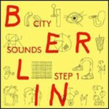 Berlin City Sounds Step 1 (CD Box) - CD Audio