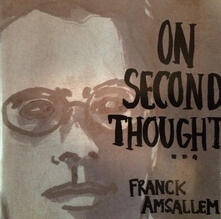 On Second Thought - CD Audio di Franck Amsallem