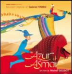 Cover CD Colonna sonora Azur e Asmar