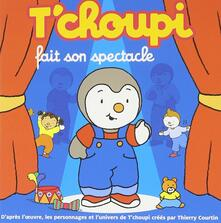 Tchoupi Fait Son - CD Audio