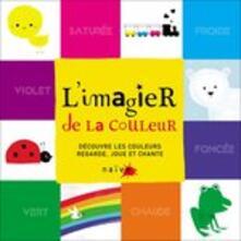 Limagier De La Couleur - CD Audio