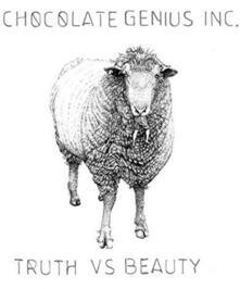 Truth Vs Beauty - CD Audio di Chocolate Genius
