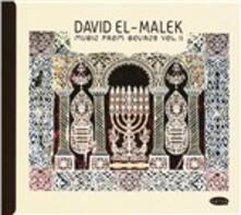 Music from Source vol. II - CD Audio di David El Malek