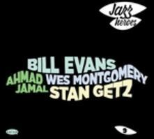 Jazz Heroes vol.9 1958-1962 - CD Audio