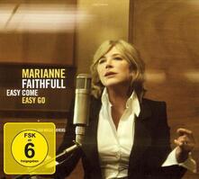 Easy Come Easy Go - CD Audio + DVD di Marianne Faithfull