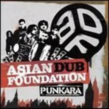 Punkara - CD Audio di Asian Dub Foundation