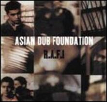 R.A.F.I. - CD Audio di Asian Dub Foundation