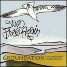 We Free Again - CD Audio di Groundation