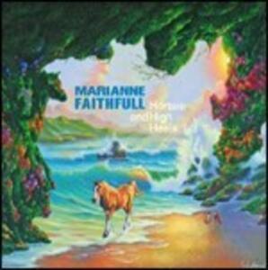 Horses and High Heels - Vinile LP di Marianne Faithfull
