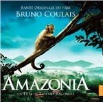 Cover CD Colonna sonora Amazzonia