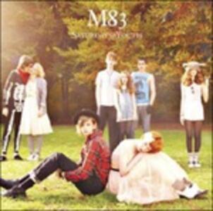 Saturdays=youth - Vinile LP di M83