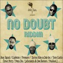 No Doubt Riddim - CD Audio di Dub Incorporation