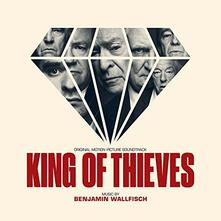 King of Thieves (Colonna Sonora) - Vinile LP