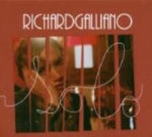 Solo - CD Audio di Richard Galliano