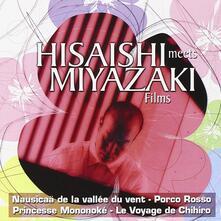 Meets Miyazaki Fims (Colonna Sonora) - CD Audio di Joe Hisaishi
