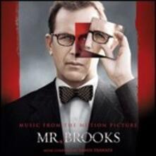Mr. Brooks (Colonna Sonora) - CD Audio di Ramin Djawadi