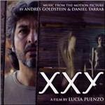 Cover CD Colonna sonora XXY