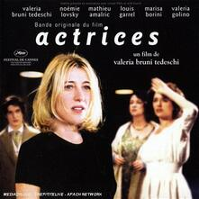 Actrices - CD Audio