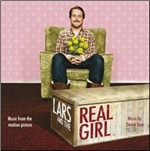 Cover CD Colonna sonora Lars e una ragazza tutta sua