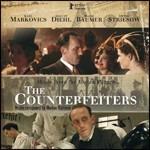 Cover CD Il falsario - Operazione Bernhard